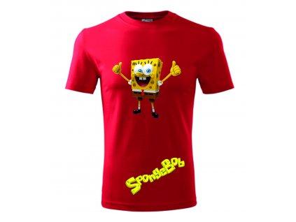 spongebob smile