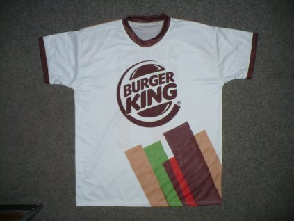 burger king dres