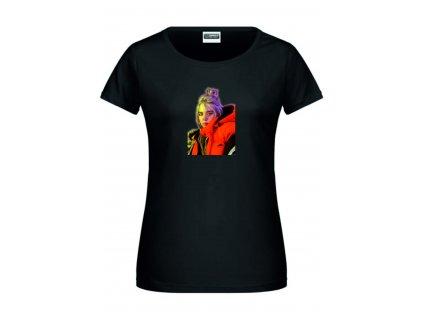 tričko billie eilish