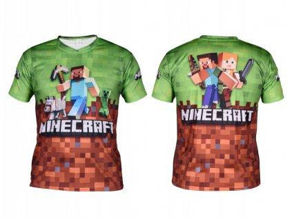 Tričko Minecraft PE