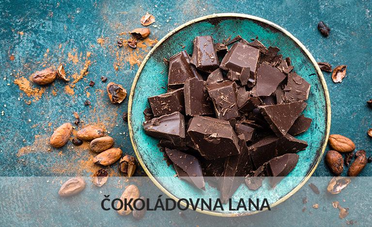 Čokoláda LANA