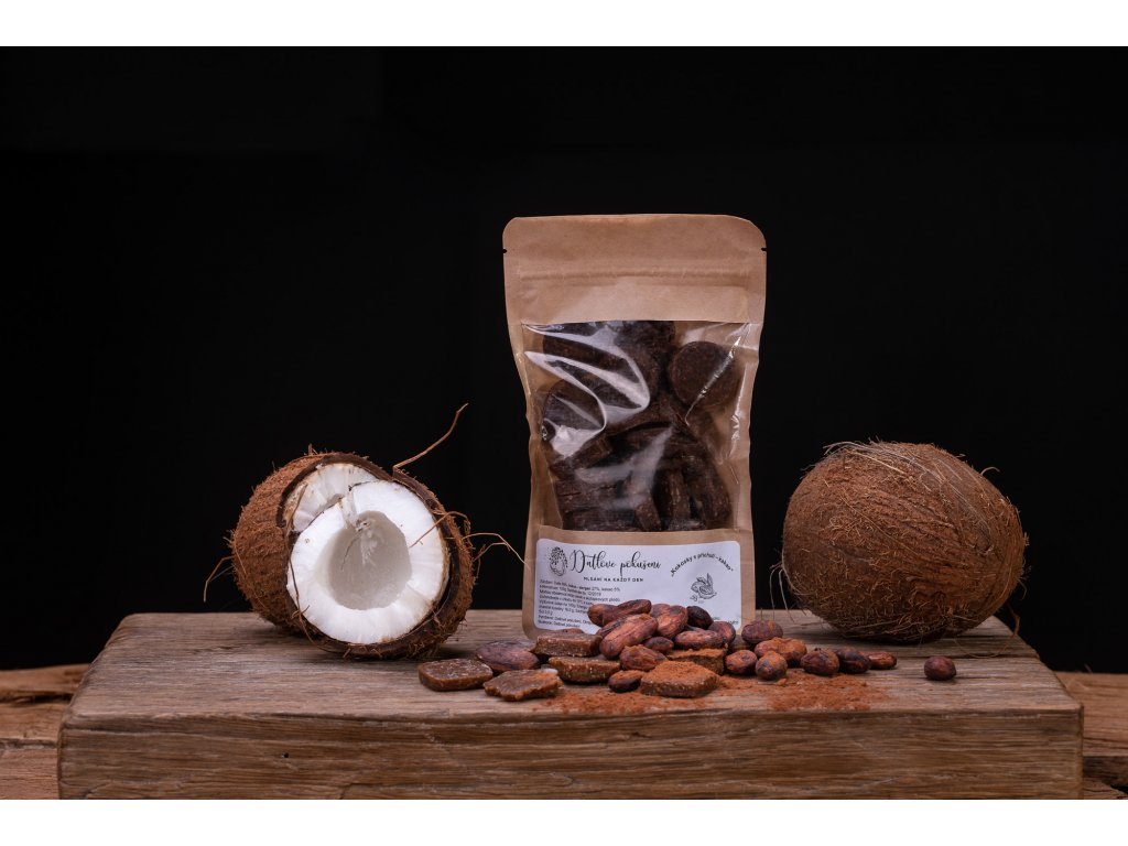 Datlové bonbóny - Kakao (Gramáž 50g)