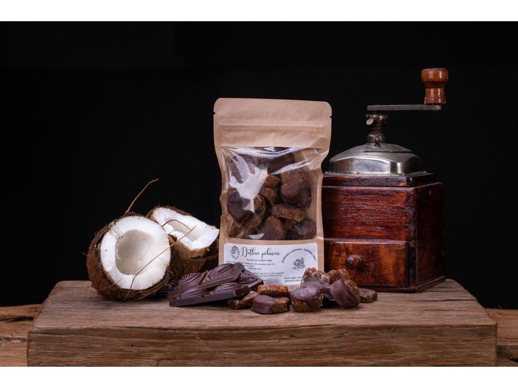Datlové bonbóny - Čokoláda (Gramáž 50g)