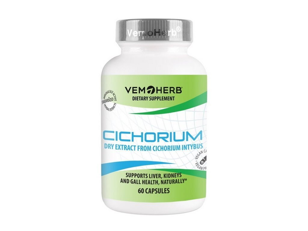 350286 vemoherb cichorium cakanka obycajna 60 kapsul