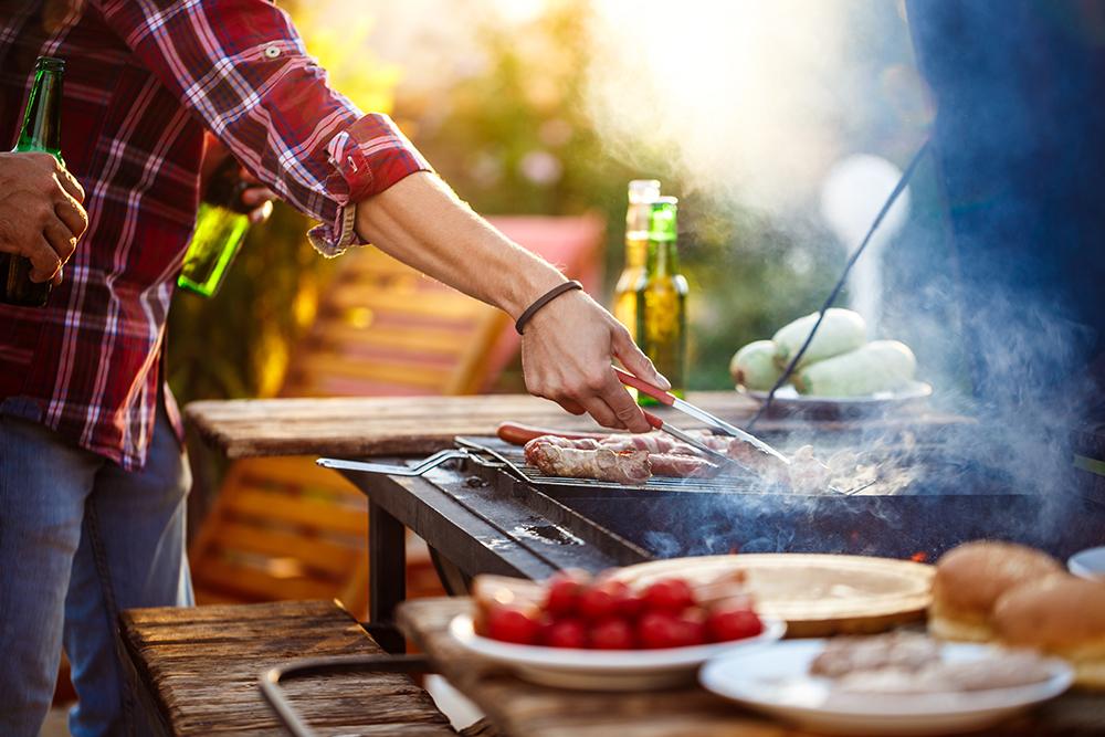 5 tipů pro dokonalou letní grilovačku
