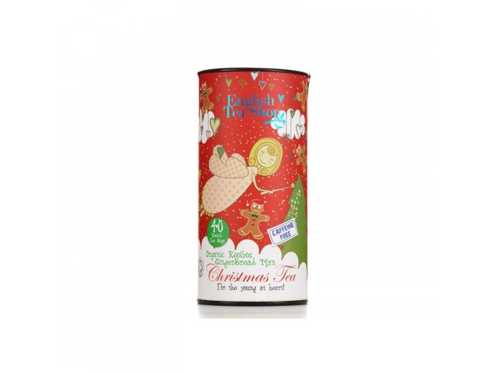 ETS Dětský vánoční čaj - Perníček, 40 sáčků