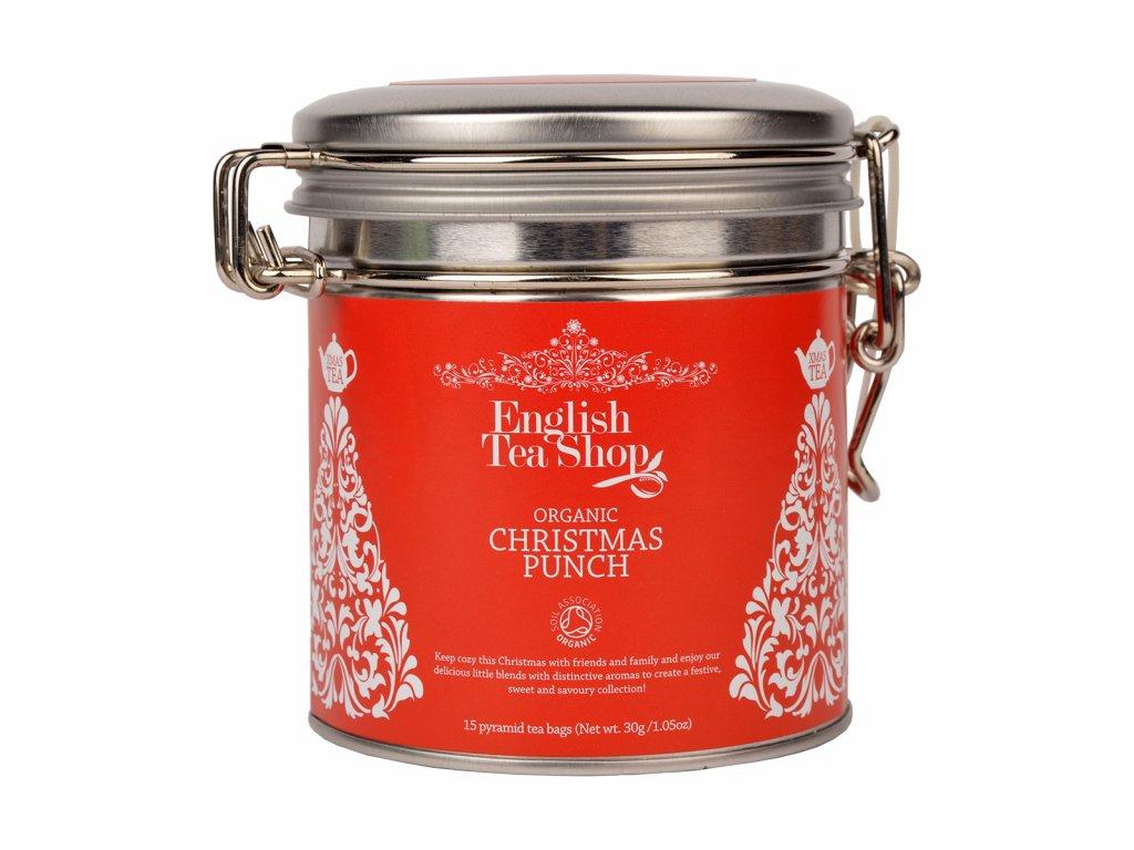ETS čaj Vánoční punč plech