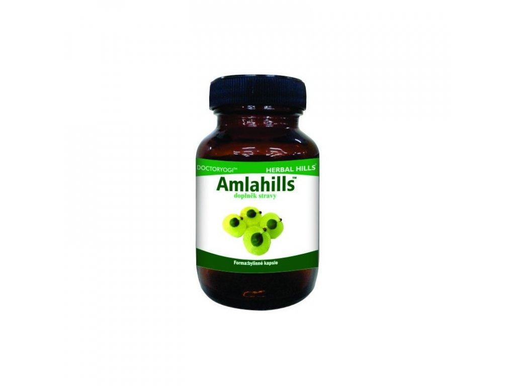 Amlahills, 60 kapslí, Herbal Hills