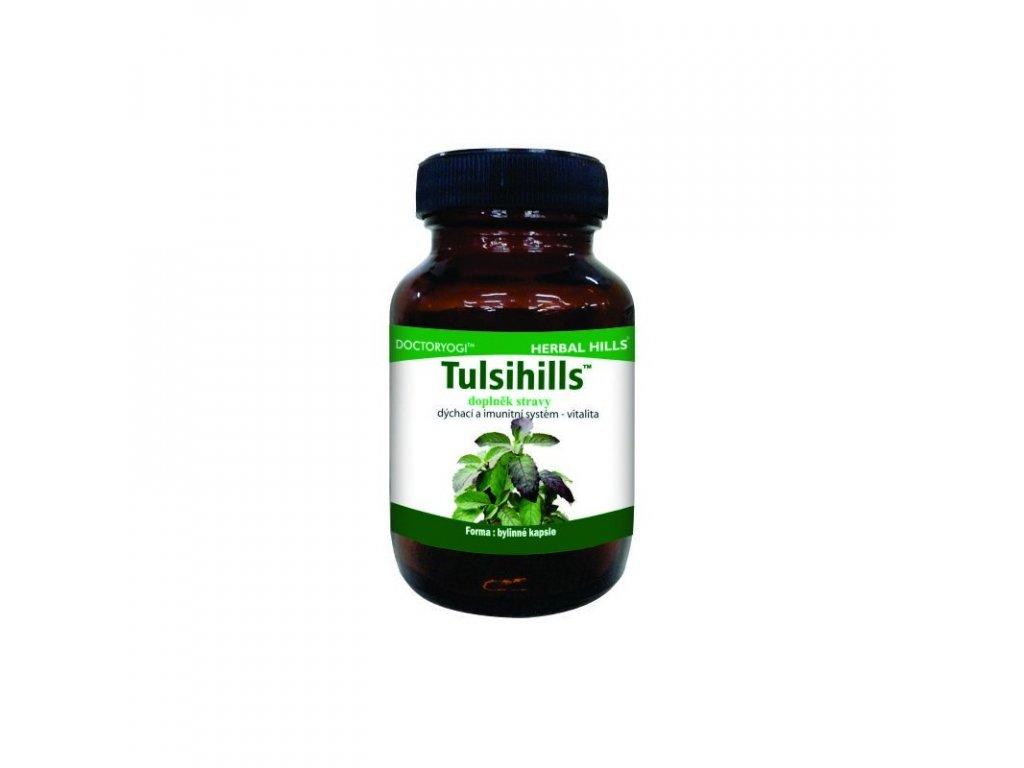 Tulsihills, 60 kapslí, obranyschopnost