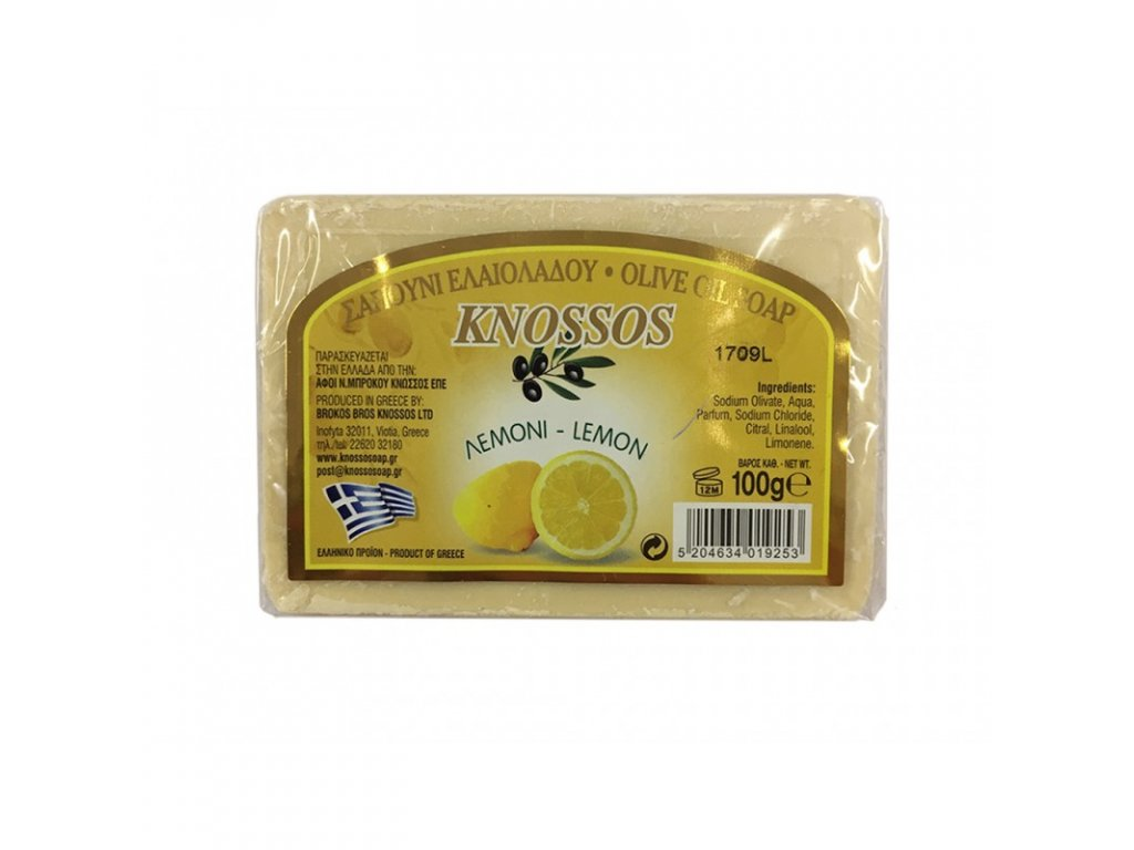Knossos citronové
