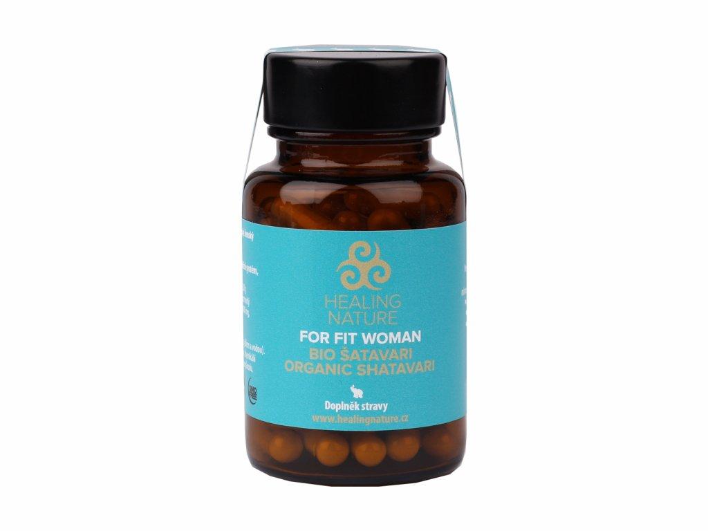 HN For Fit Woman, 60 kapslí