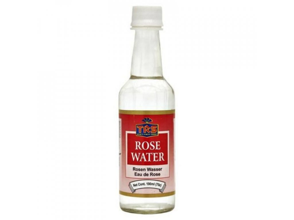 Růžová voda, 190 ml, TRS