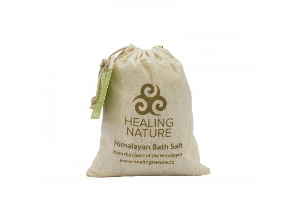 Koupelová sůl s květem meduňky, 1 kg