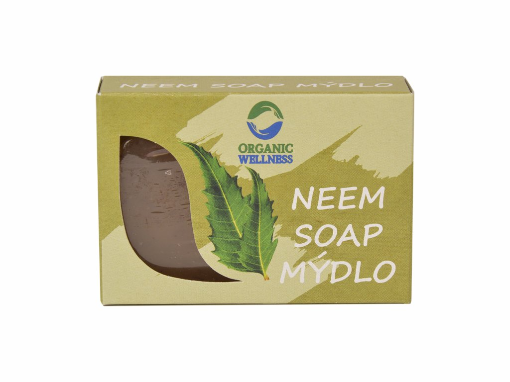 OW Neem mýdlo
