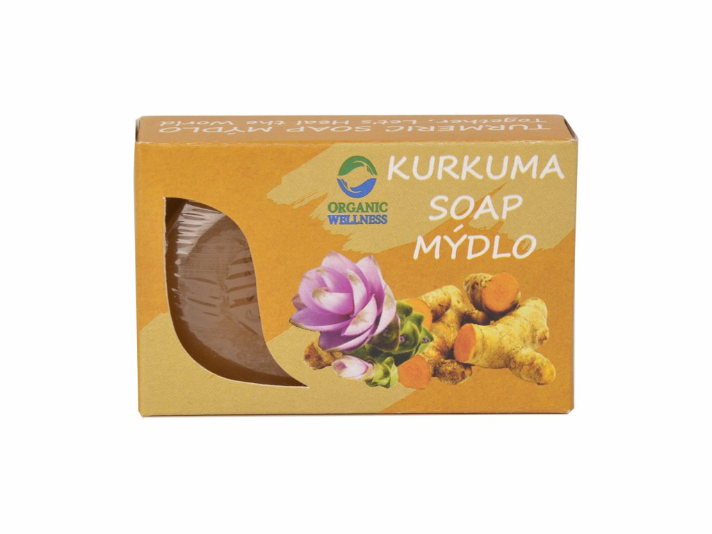 OW Kurkuma mýdlo