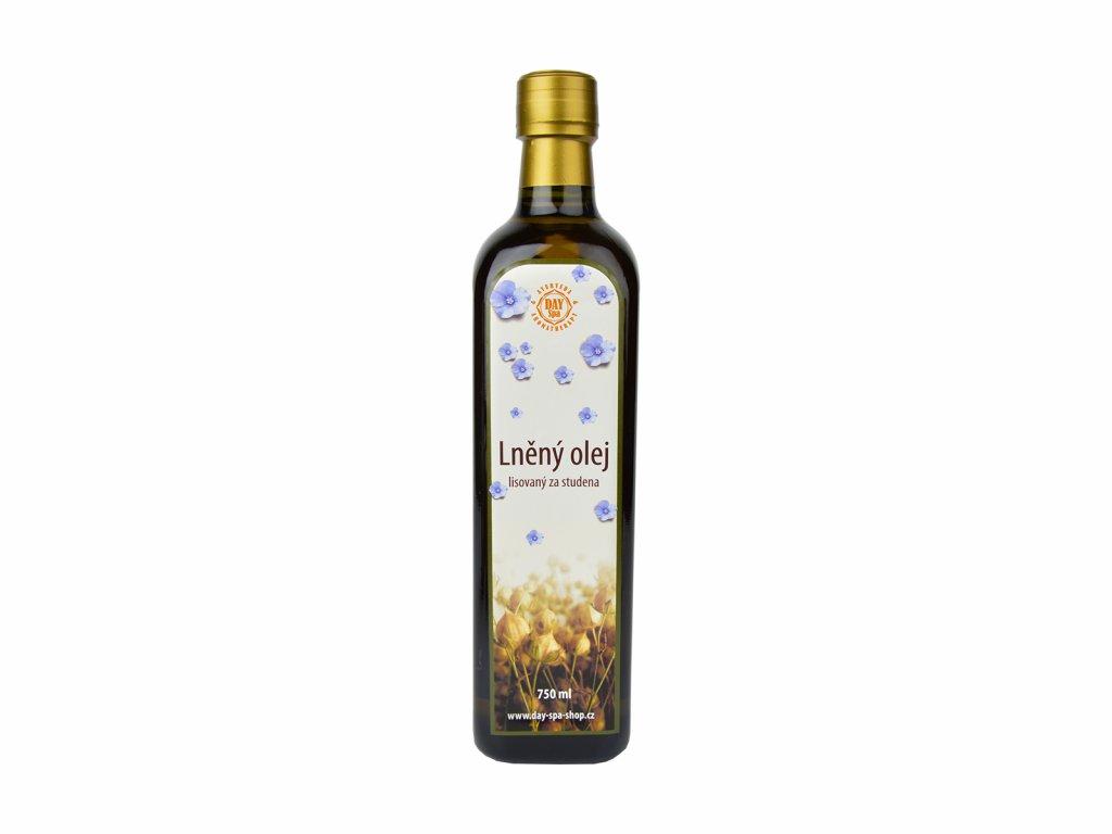 RAW Lněný olej, 750 ml, Day Spa