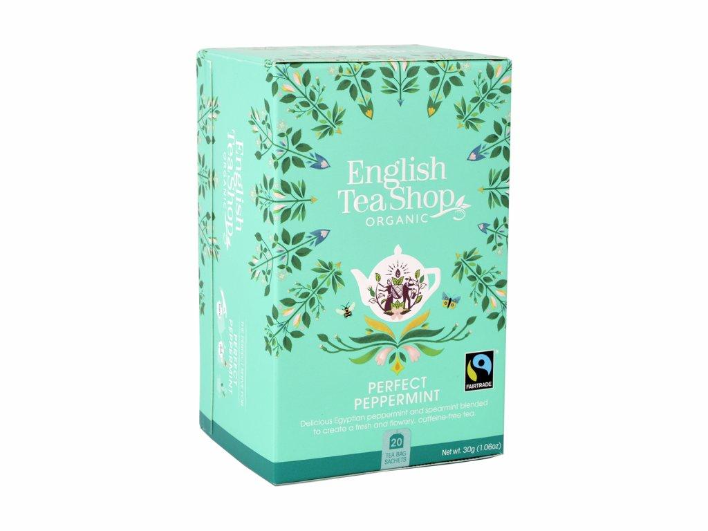 ETS Mátový čaj, 20 sáčků