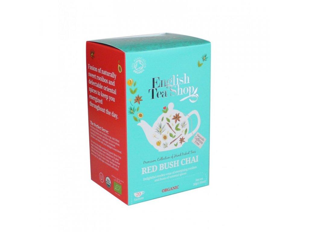 ets20 red bush chai bio