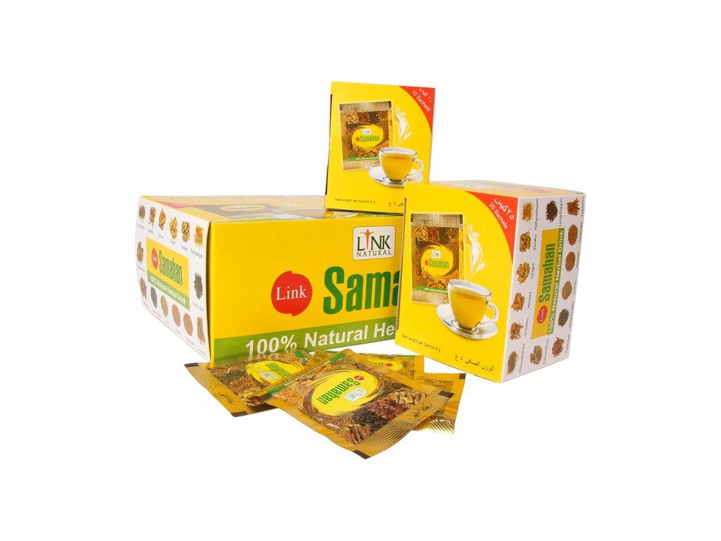 Samahan 10 25 100 sáčků, LINK Natural