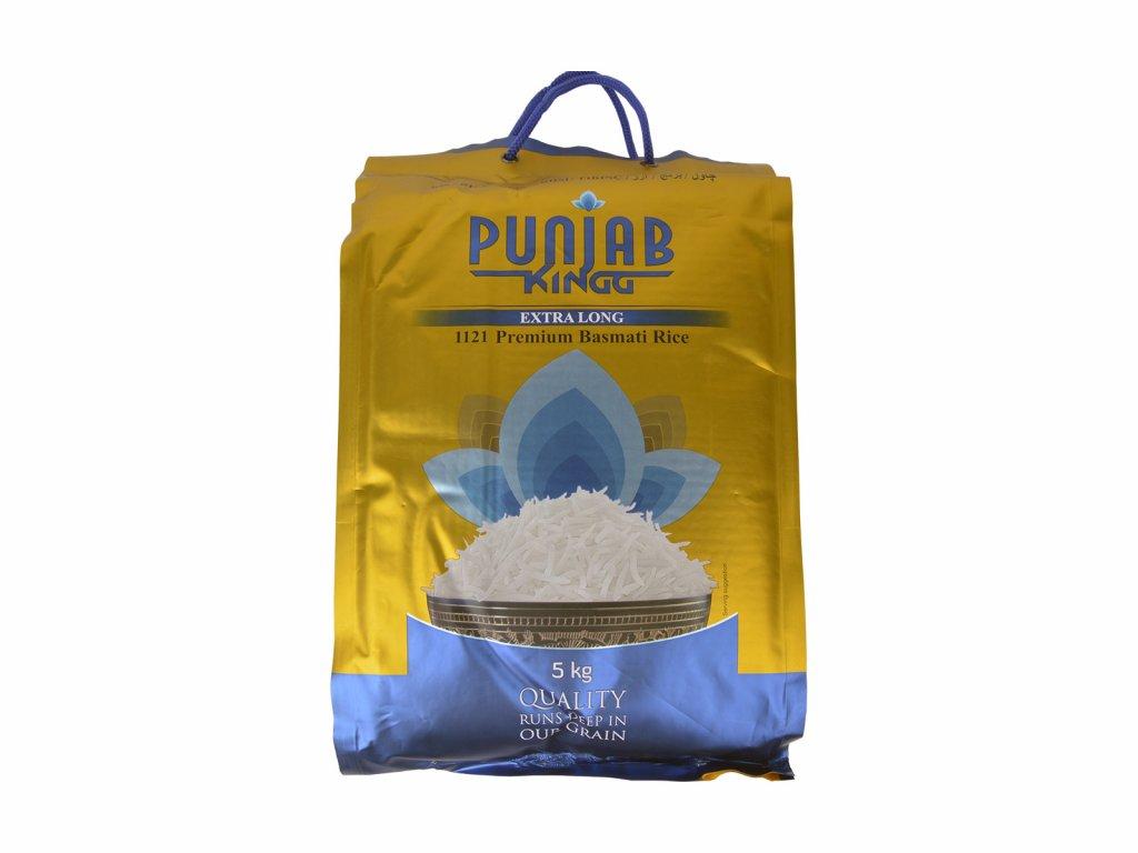 Punjab King rýže 5kg