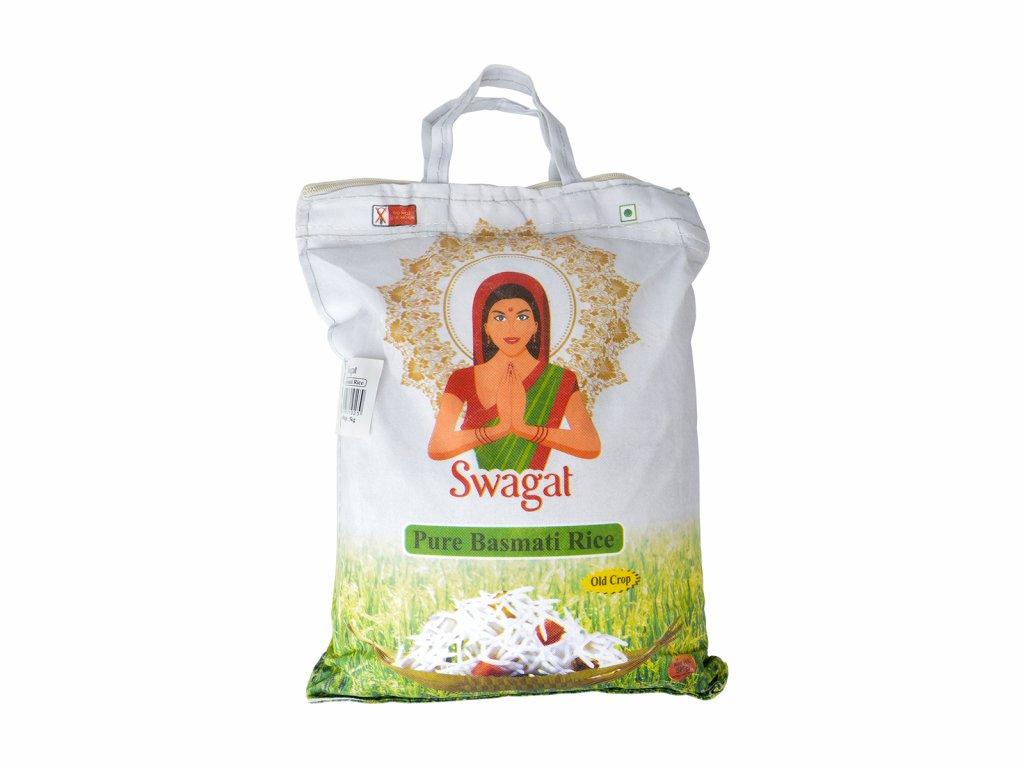 Rýže Basmati, Swagat