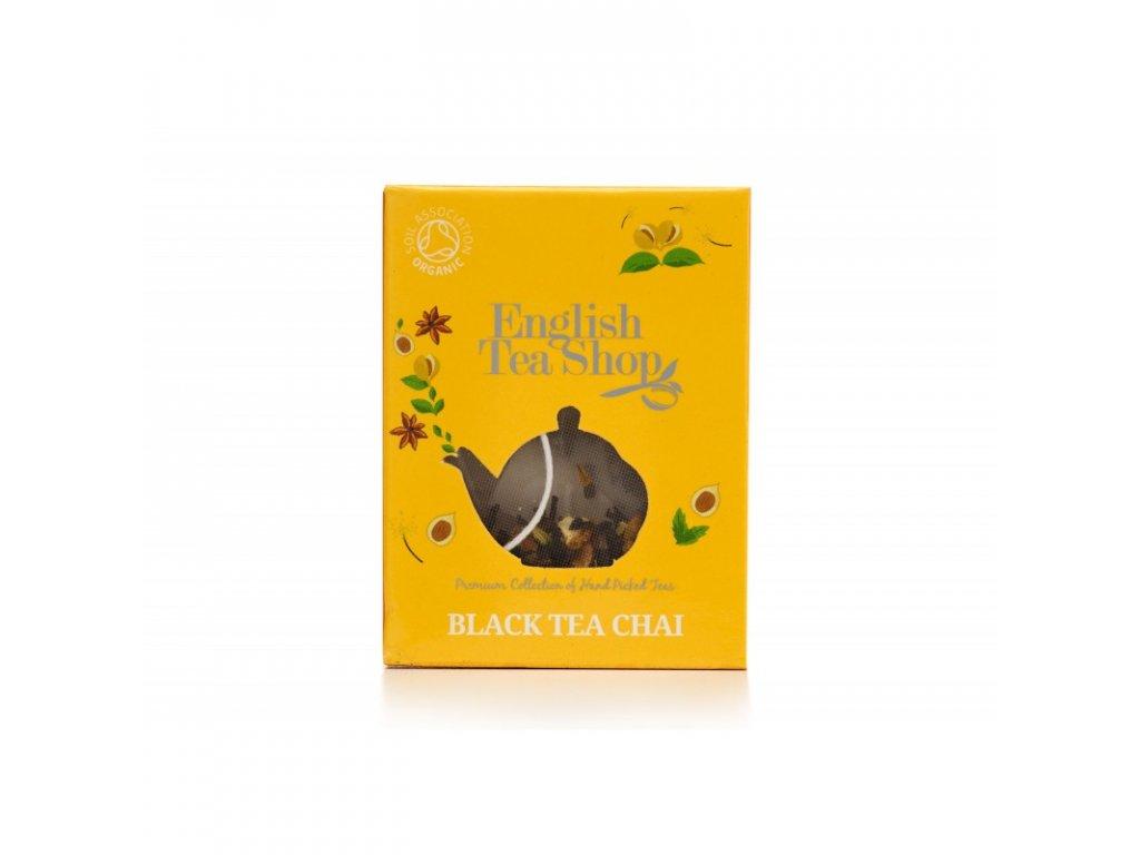 bio fairtrade cerny chai hedvabna pyramidka