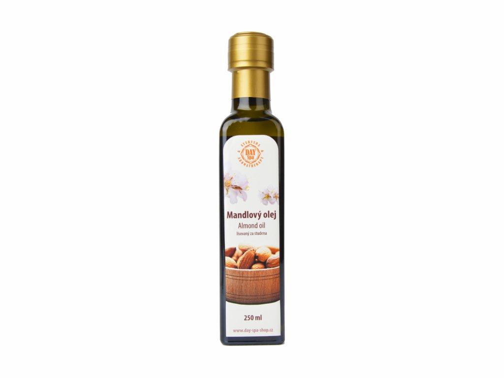 RAW Mandlový olej, 250 ml, Day Spa