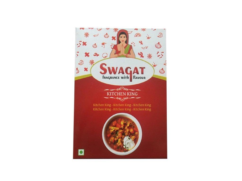 2735 kitchen king koreni na dusenou zeleninu spices for steamed vegetables swagat 100g