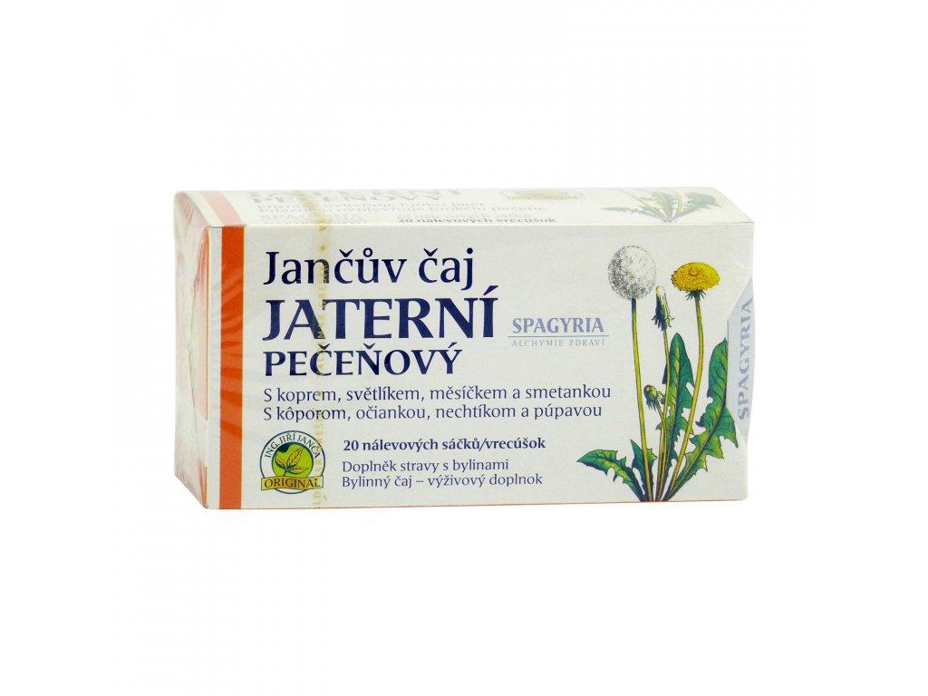 Jančův čaj jaterní, 20 sáčků
