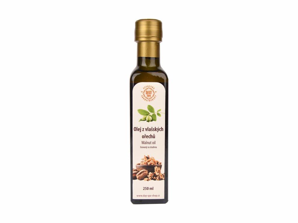 RAW Olej z vlašských ořechů, 250 ml, Day Spa
