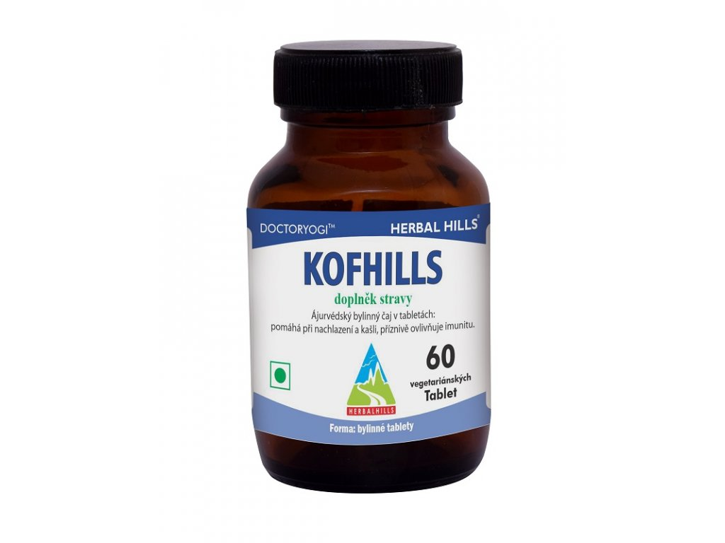 kofhills 60 tablet