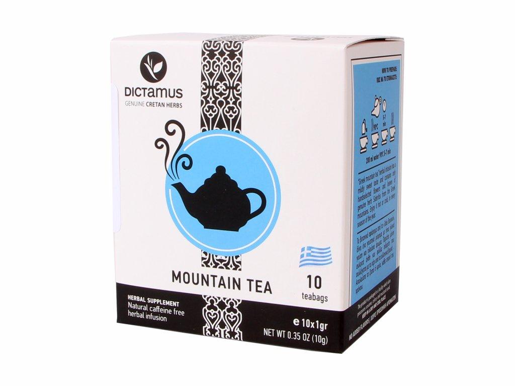Krétský horský čaj, 10 sáčků