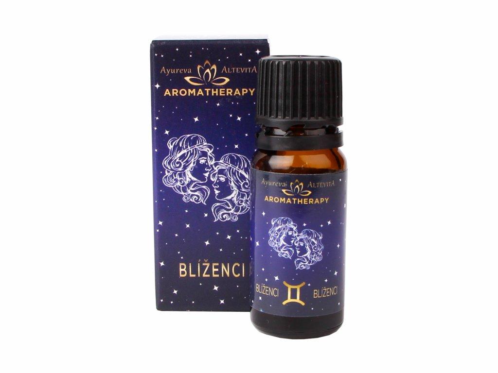 Esenciální olej Zvěrokruh Blíženci, 10 ml