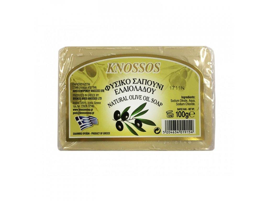 Knossos Čistě olivové bílé