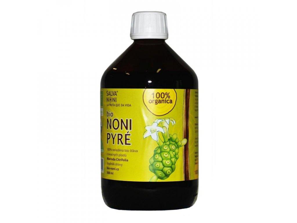 Bio Noni pyré (dříve dřeň), 500 ml
