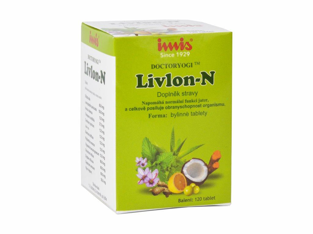 Livlon-N, 120 tablet, IMIS