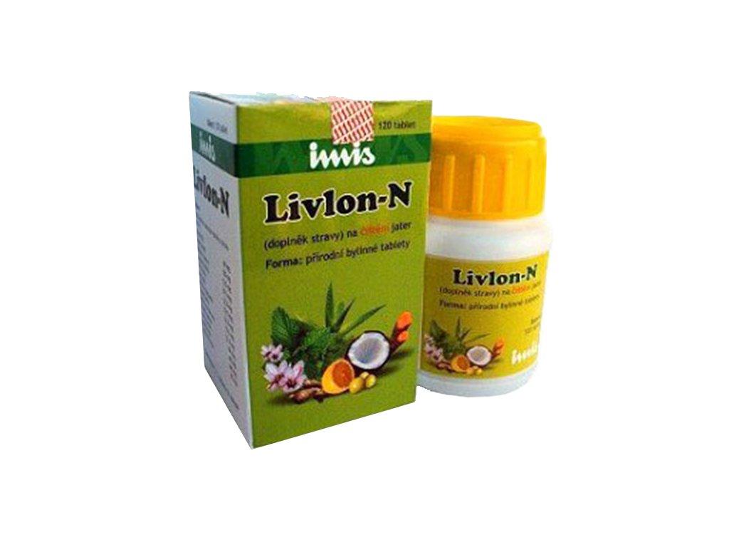 Livlon N, 120 tbl