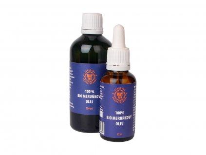 BIO Meruňkový olej, 30 ml, 100 ml, Day Spa