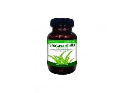 Shatavarihills, 60 kapslí, obranyschopnost