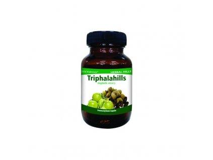 Triphalahills, 60 kapslí, Herbal Hills