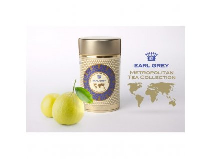 Metropolitan sypaný čaj Earl Grey, 60 g, Sleva 30% EXP 10/20