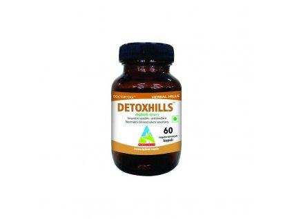 Detoxhills, 60 kapslí, Herbal Hills