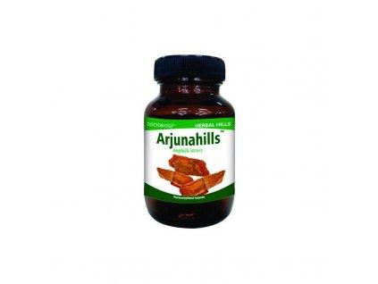 Arjunahills, 60 kapslí, srdce, kardiovaskulární systém