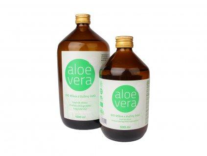 BIO Aloe vera, 500 ml 1 l, Day Spa