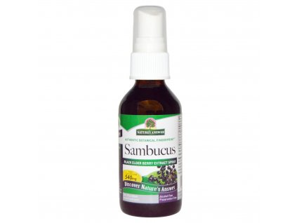 NA Sambucus 60 ml
