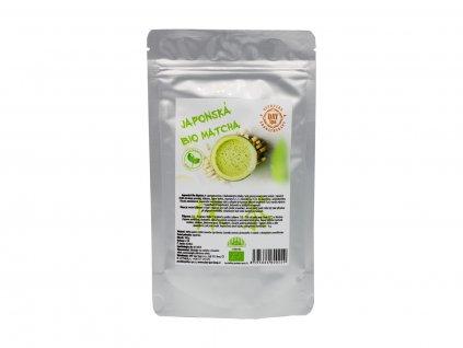 BIO Matcha čaj, 60 g 100 g, DAY Spa