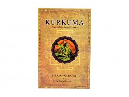 Kurkuma kniha
