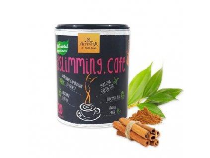 Slimming Cafe skořice 100 g, Altevita