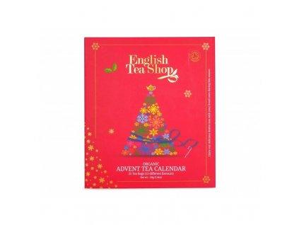 ETS Adventní kalendář - Červená kniha, 25 pyramidek