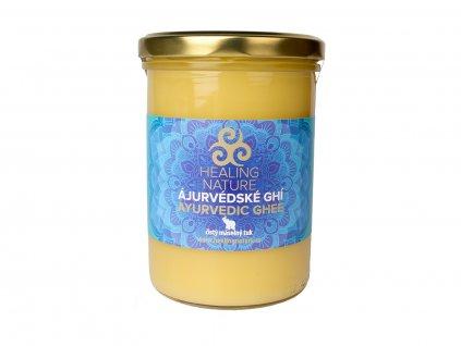 Ájurvédské Ghí, 450 ml, Healing Nature